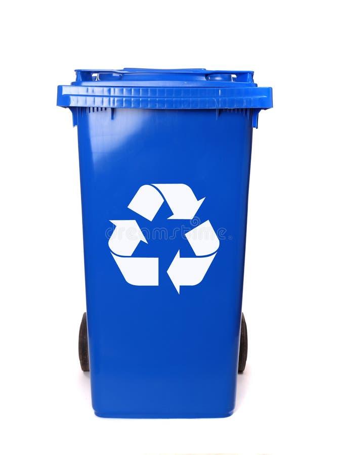 框回收回收符号 库存照片