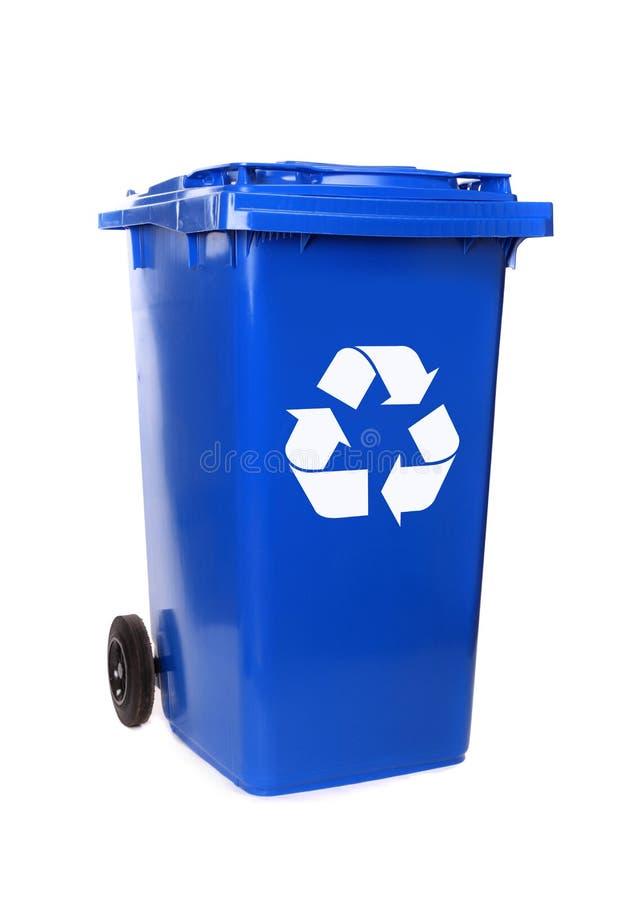 框回收回收符号 免版税库存照片