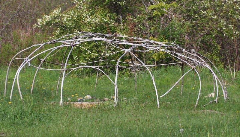 框架小屋汗水