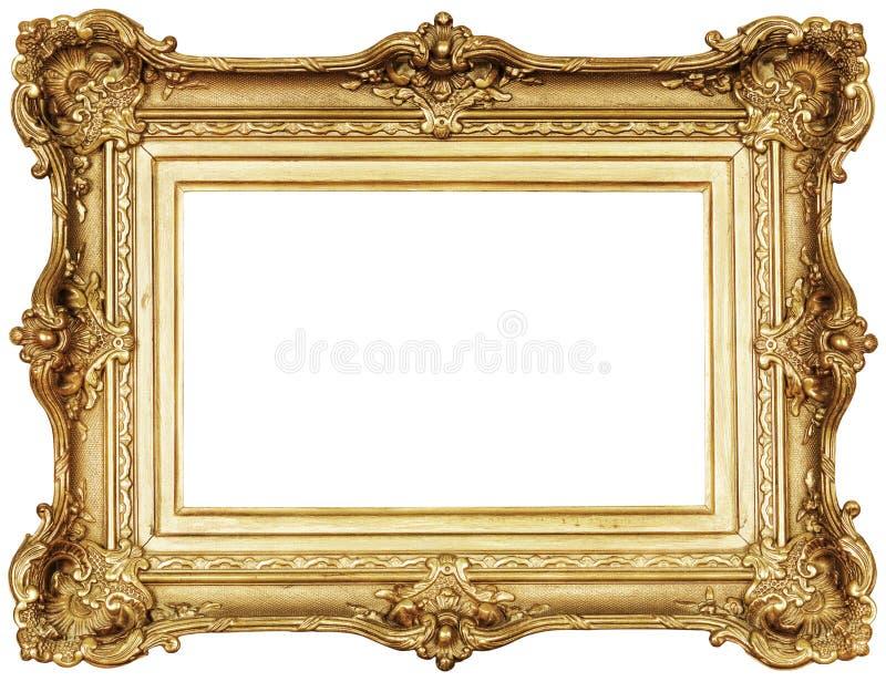 框架查出的照片 库存图片