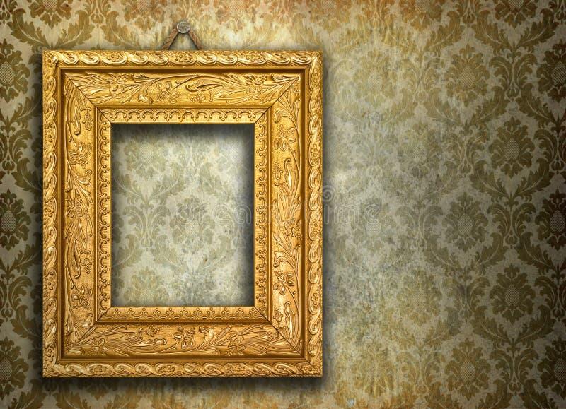 框架照片 向量例证