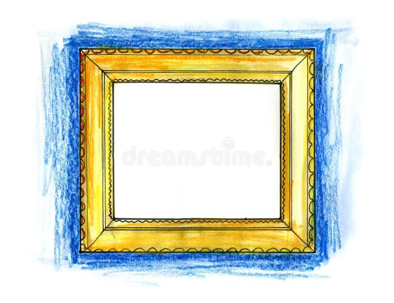 框架 图库摄影