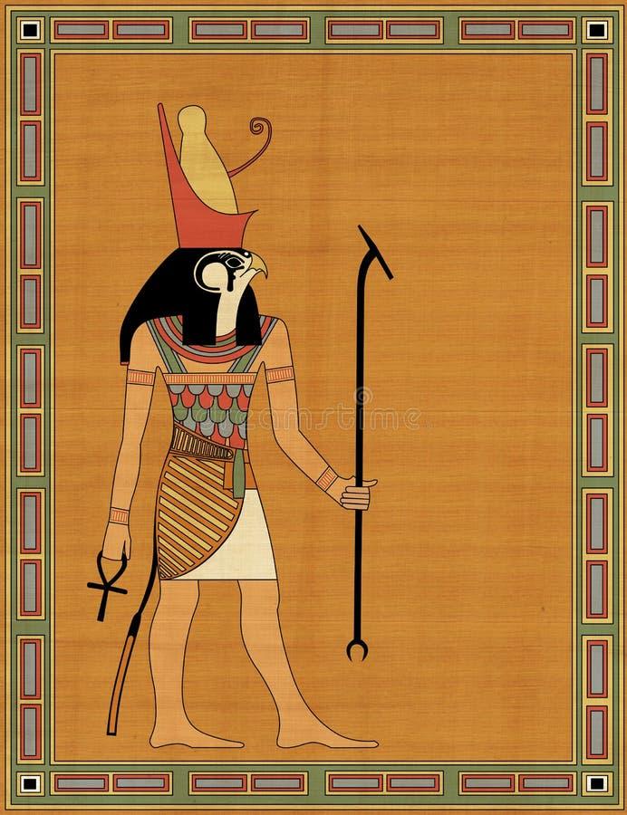 框架horos 皇族释放例证