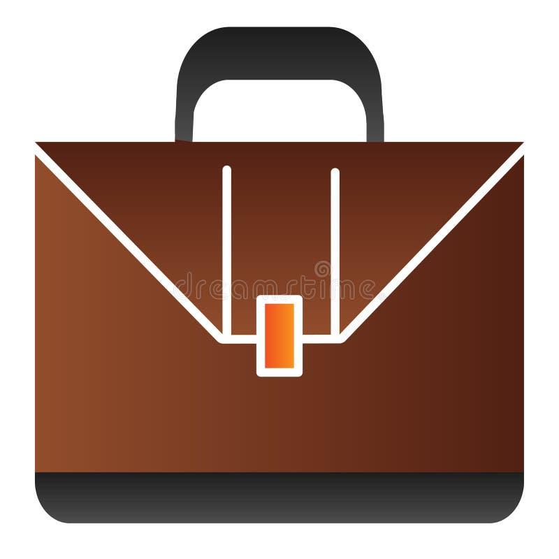 E r 案件梯度样式设计,设计为网和应用程序 库存例证