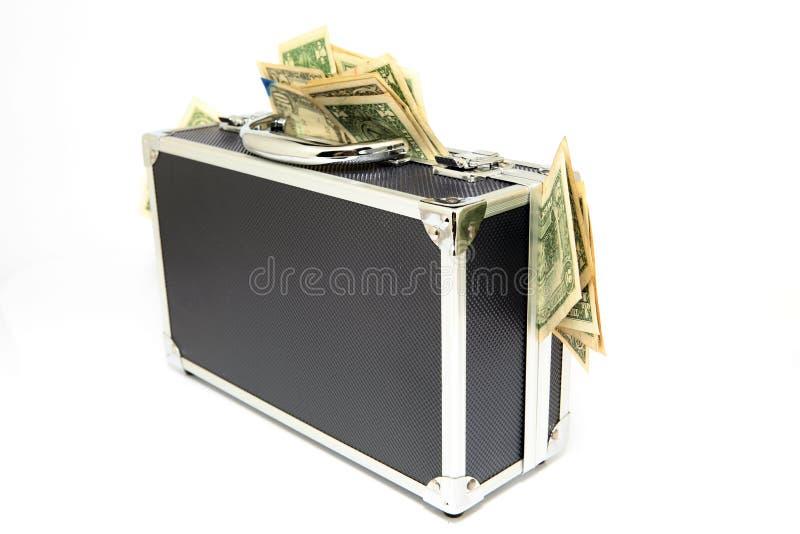 案件美元 免版税库存照片