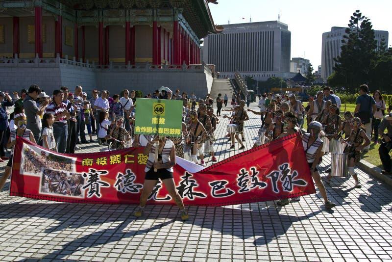 桑巴狂欢节舞蹈演员 免版税库存图片