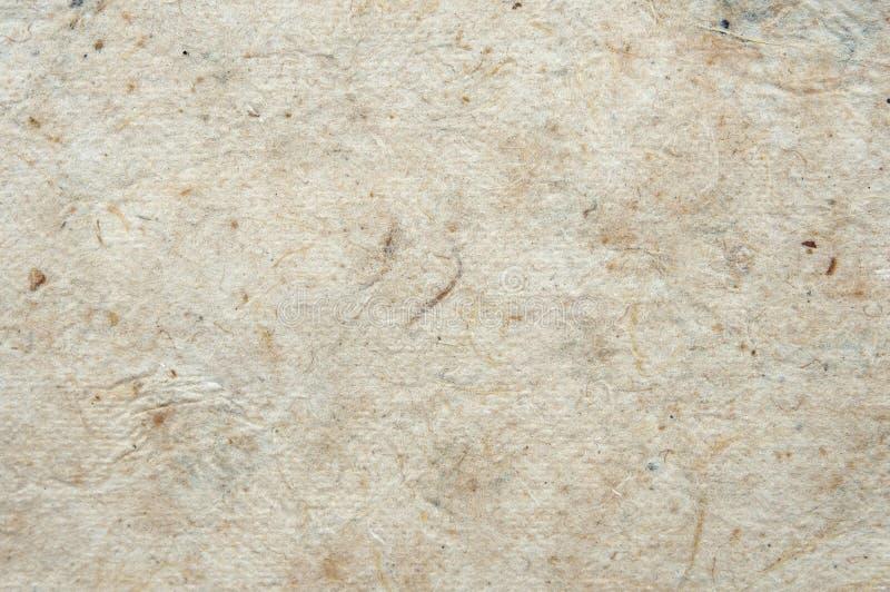 桑树纸 图库摄影