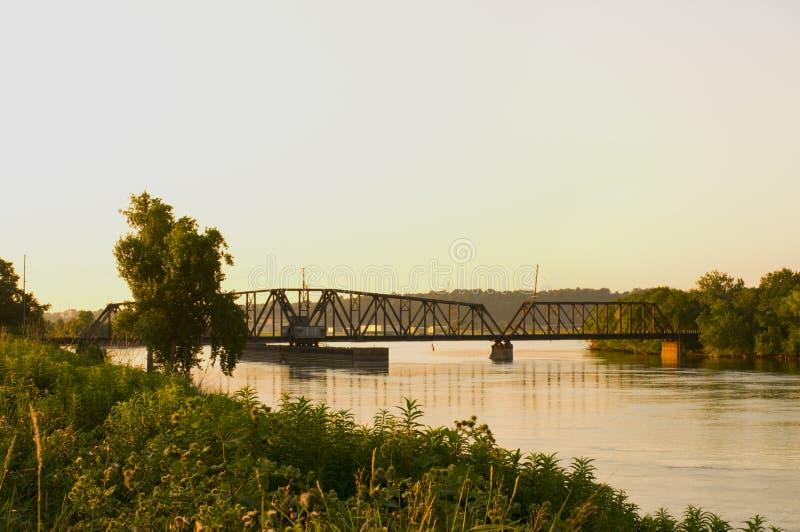 桥梁保罗圣徒南摇摆 库存图片