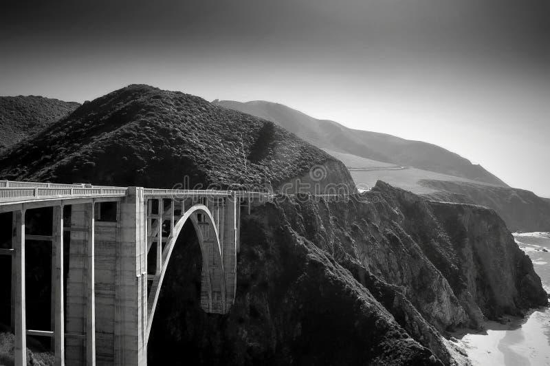 桥梁加利福尼亚 库存照片