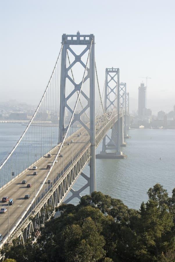 桥梁奥克兰 库存图片