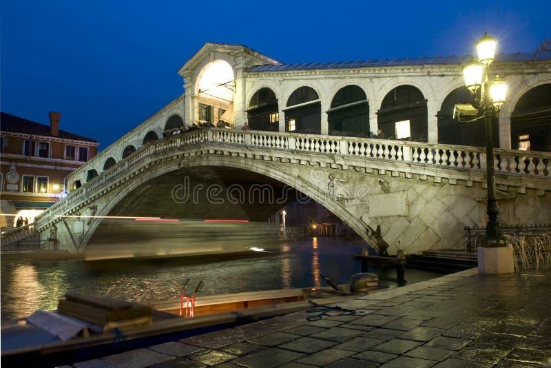 桥梁威尼斯 库存图片