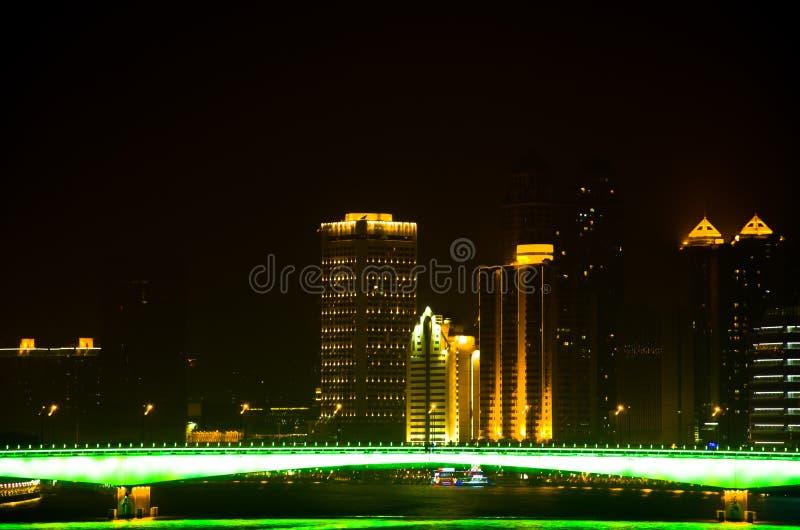 桥梁广州 免版税图库摄影
