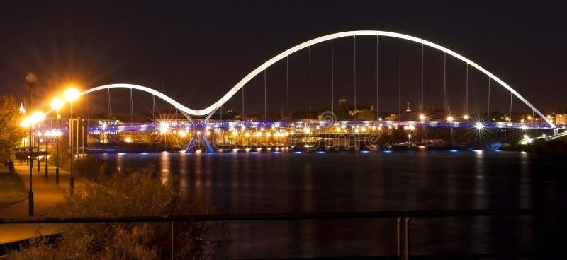 桥梁无限 免版税图库摄影