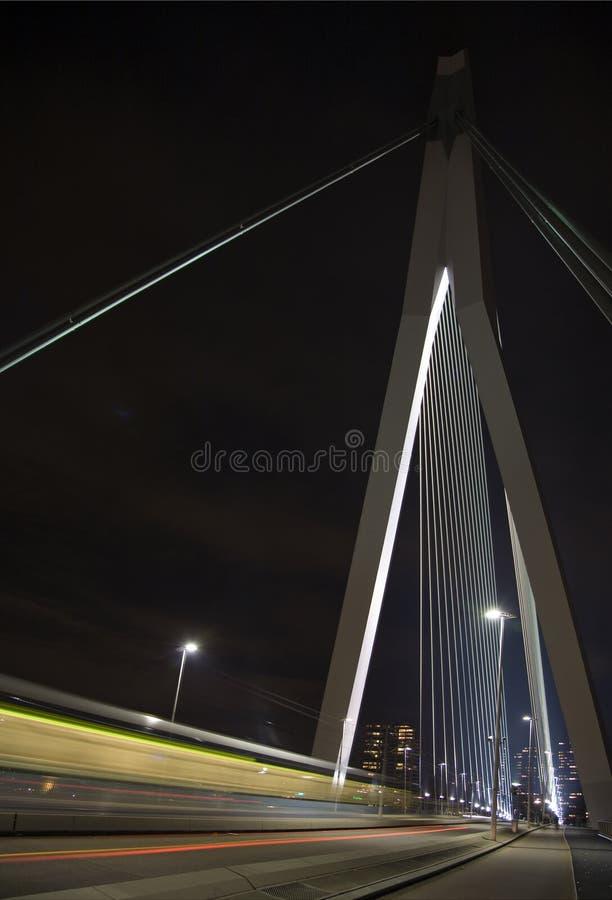 桥梁暂挂 库存图片