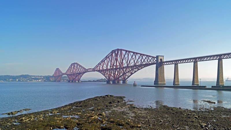 桥梁爱丁堡 库存图片