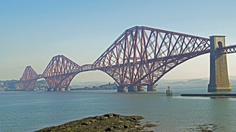 桥梁爱丁堡 库存照片
