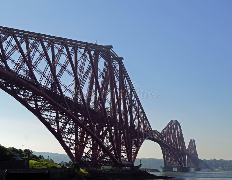 桥梁爱丁堡 图库摄影