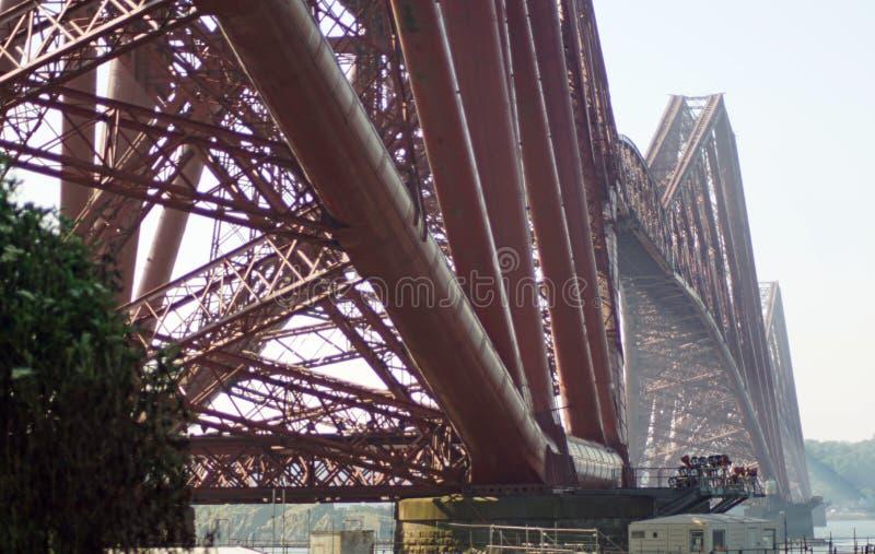 桥梁爱丁堡 免版税库存图片