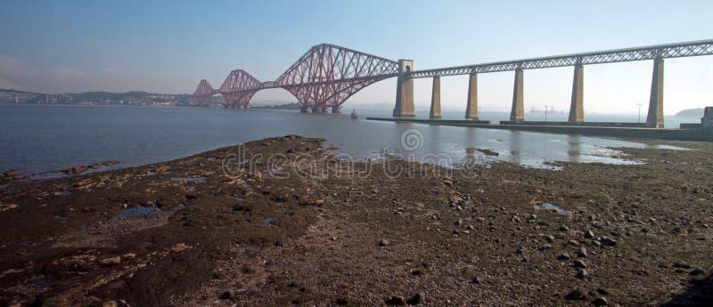 桥梁爱丁堡 免版税图库摄影