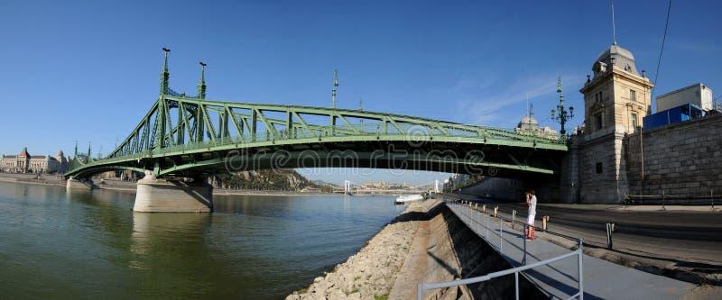 桥梁自由 免版税库存照片