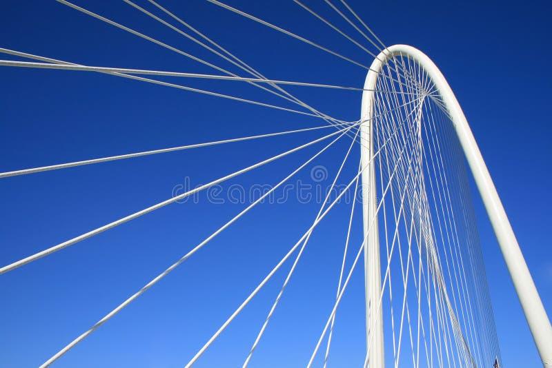 桥梁详细资料 库存照片