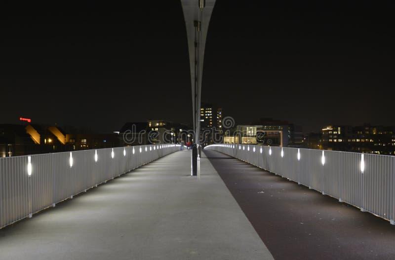 桥梁马斯特里赫特 图库摄影