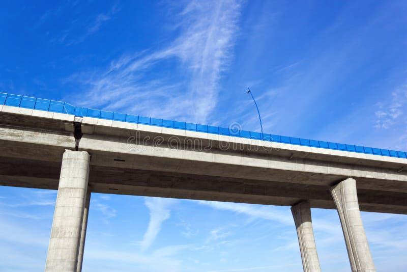 桥梁高速公路 免版税库存图片