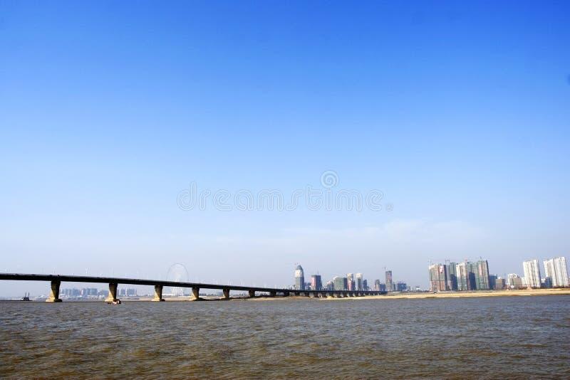 桥梁高速公路 免版税库存照片