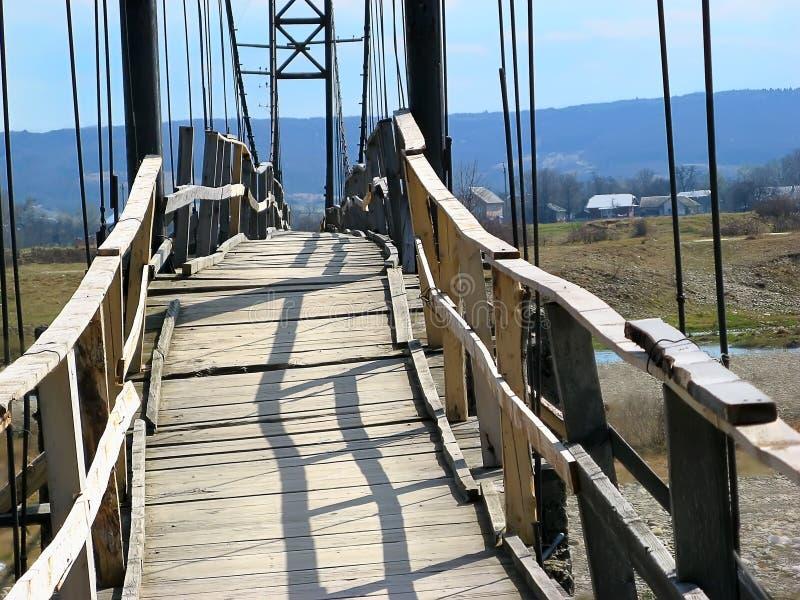 桥梁 库存照片