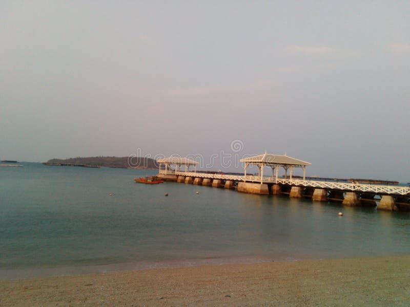桥梁Atsadang 免版税库存图片