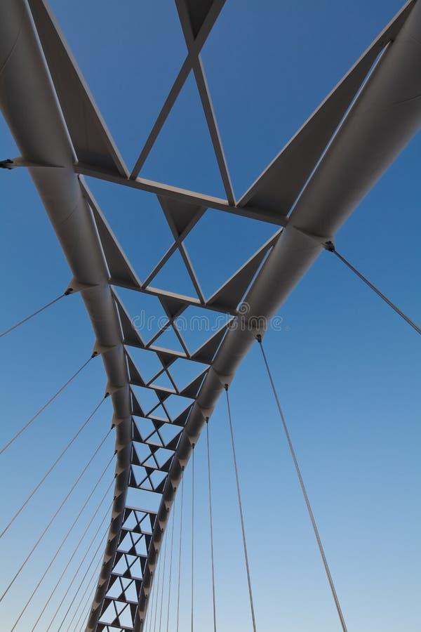 桥梁humber 免版税库存图片