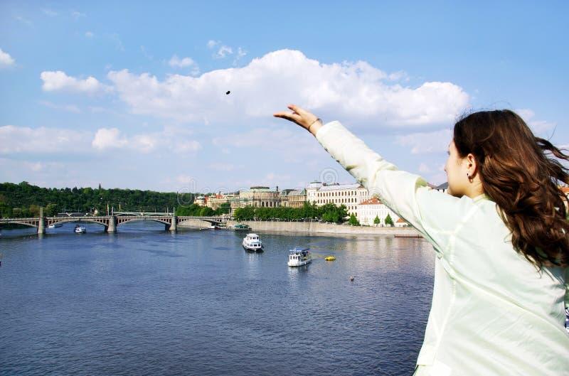 桥梁karlov 图库摄影