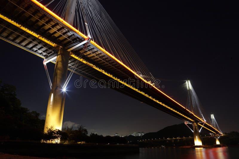桥梁kau铃的响声 免版税库存照片