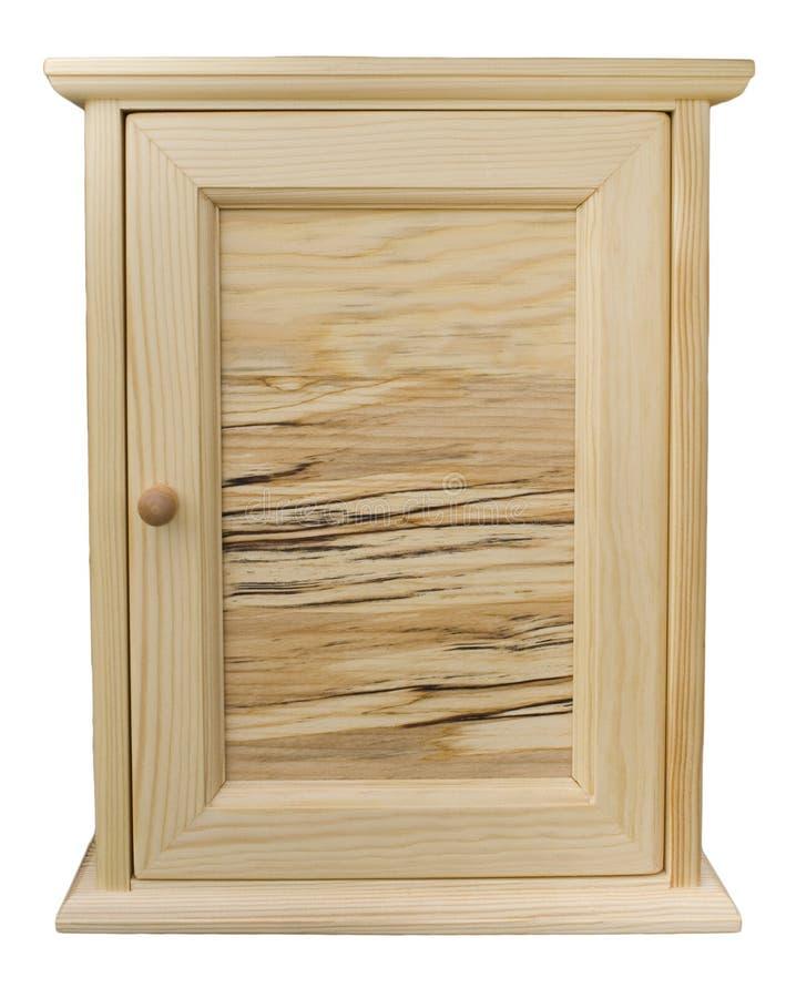 桦树机柜设计查出的斯堪的纳维亚小 库存图片