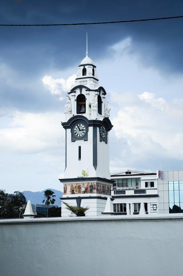 桦树纪念品在怡保霹雳州 免版税库存照片