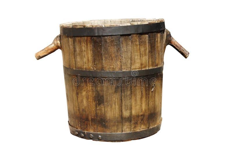桶葡萄酒 库存图片