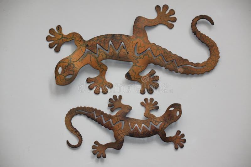 梅诺卡海岛蜥蜴  免版税库存图片