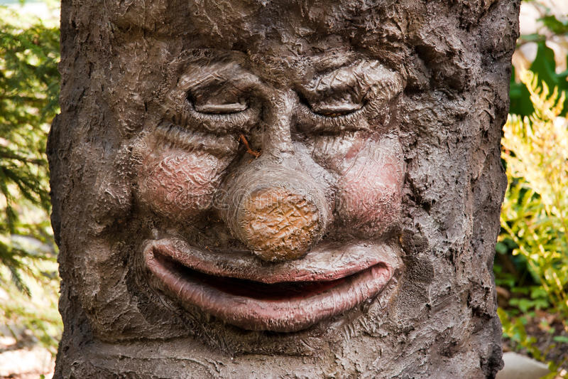 梦想不可思议的树 免版税库存图片