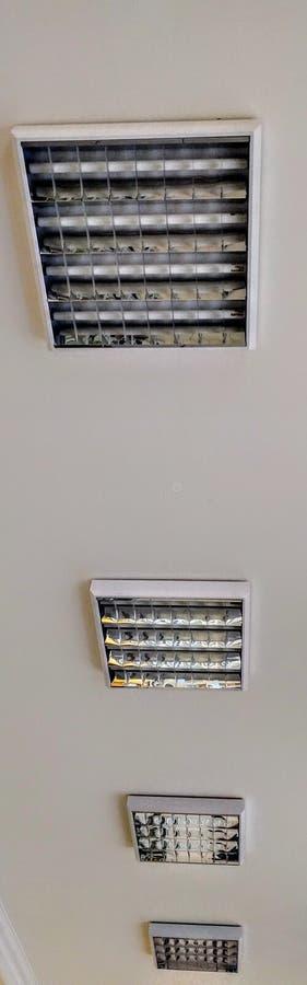 梦想天花板 库存图片