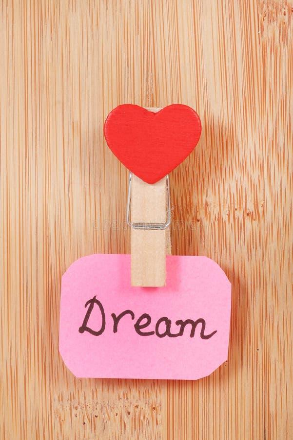 梦想 库存图片