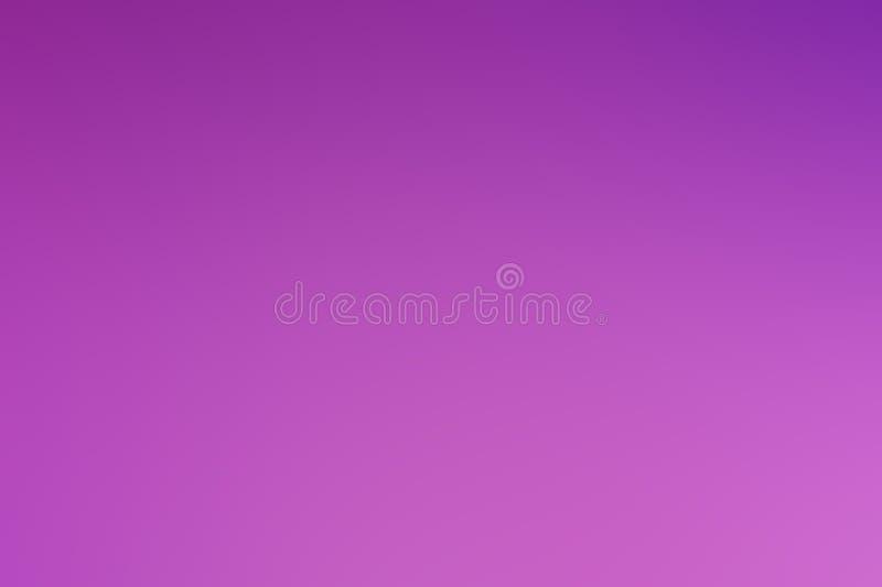 梯度紫色蓝色明亮的转折上色天空空间夏天时兴,现代背景 免版税库存图片