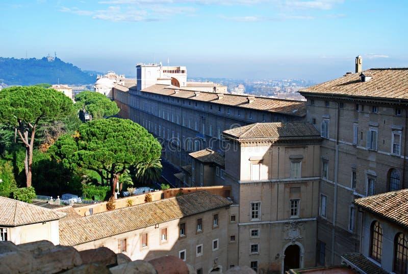 梵蒂冈 免版税图库摄影