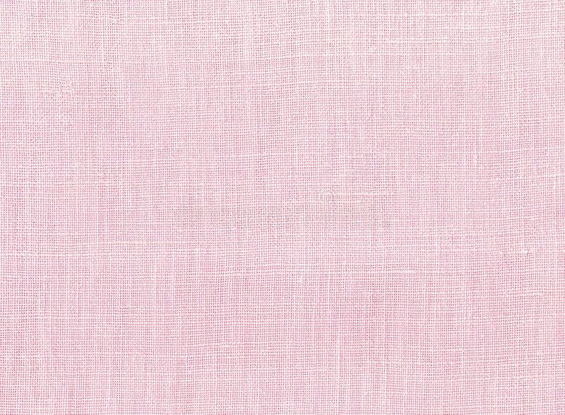 棉织物粉红色 库存照片