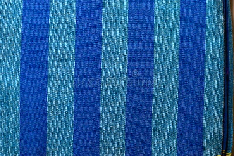 棉花被编织的样式 免版税图库摄影