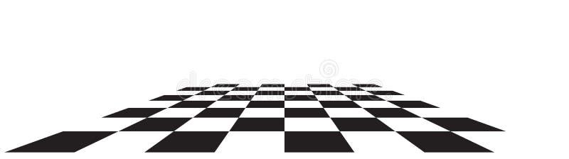 棋枰 向量例证