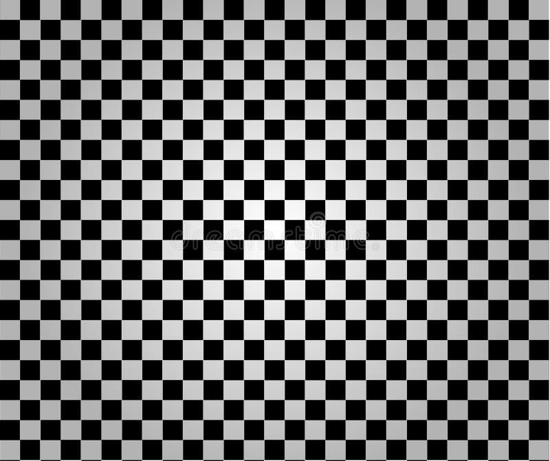 棋样式传染媒介 向量例证