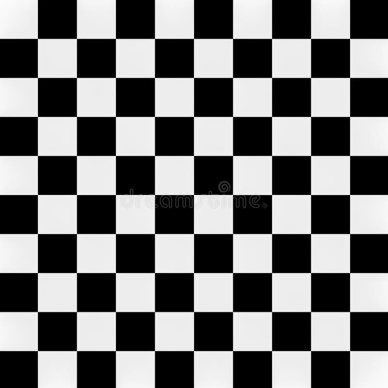 棋样式 向量例证
