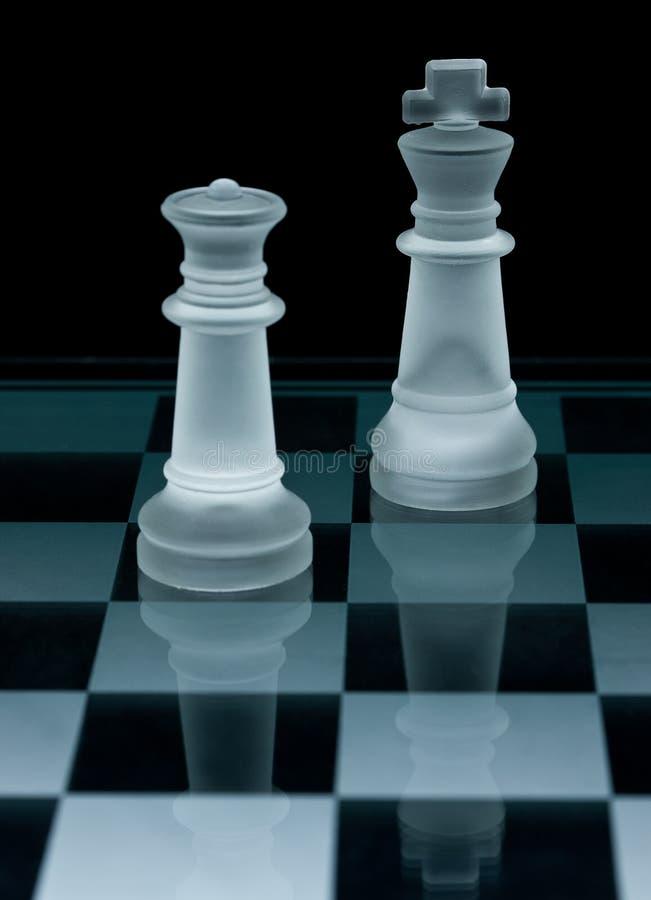 棋玻璃宏指令集合射击 库存图片