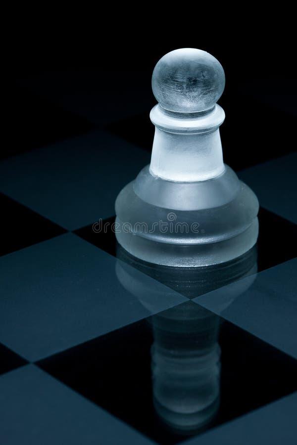 棋玻璃宏指令集合射击 库存照片