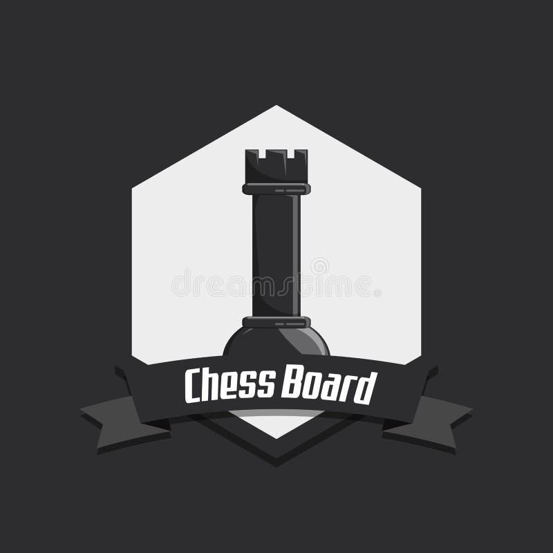 棋盘设计 皇族释放例证